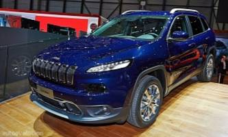 2014 Jeep Cherokee Diesel Debuts in Geneva [Live Photos]