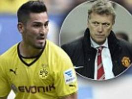 Bayern Munich look to pip Man Utd and Real Madrid to Gundogan
