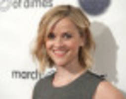 Reese Witherspoon: Women Are 'Grossly Underrepresented' In Politics