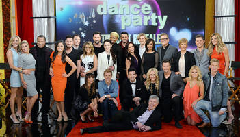 'Dancing With the Stars' new cast: Do Olympic champion ice dancers have advantage?