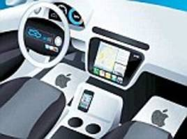 Mercedes, Ferrari and Volvo to use Apple iOS in their cars